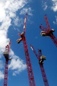 Самые высокие в мире башенные краны по