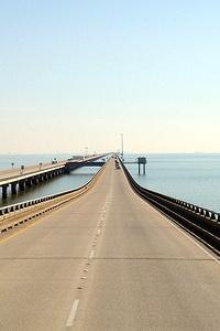 Длинный мост в мире на начало 2009 года